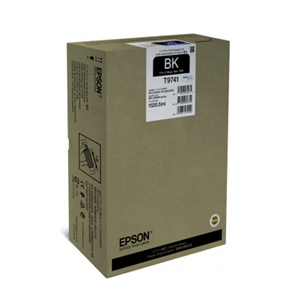 Epson XXL Size - Black - Original - Ink Cartridge supply for WorkForce Pro WF-C869R