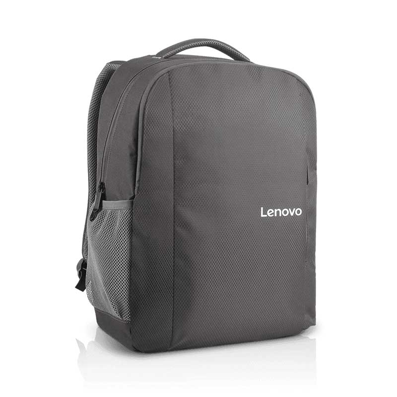 "Lenovo 15.6"" Laptop Everyday Backpack B515 Gray-ROW pure tech"